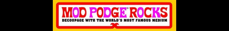 Mod Podge Crafts, Art & Stuff for Adults
