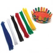 Pipe Cleaners & Twist Ties