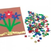 Collage and Mosaic for Children
