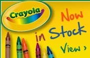 Crayola Now In Stock - View