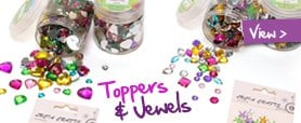 Toppers and Jewels
