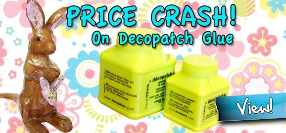 Decopatch glue