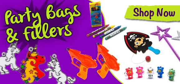 Party Bags & Pocket Money
