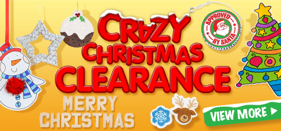 Crazy Christmas Clearance