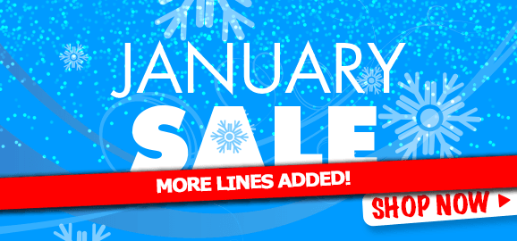 January - more lines added