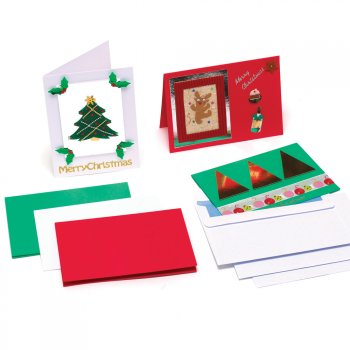 Pack Of Festive Cards