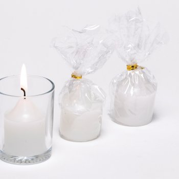 Votive Candles - 4 Pack