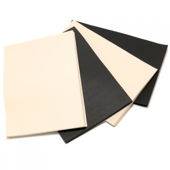 A3 Black Sugar Paper 80gsm - Pack of 250 Sheets