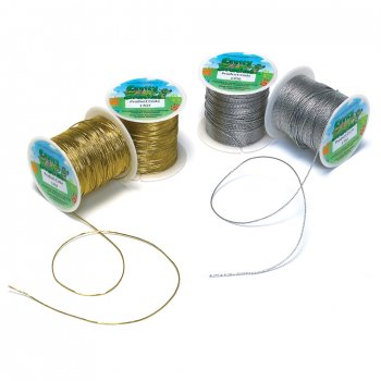 10m Reel Silver Hanging Cord