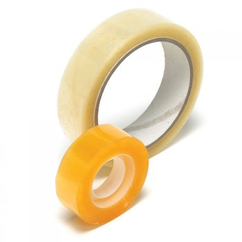 24 X 40m Clear Adhesive Tape