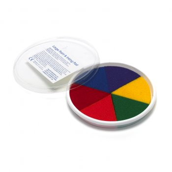 Rainbow Jumbo Paint Pad