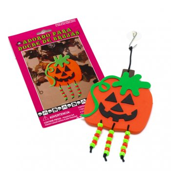 Halloween Foam Hanging Pumpkin Kit - 1 Kit