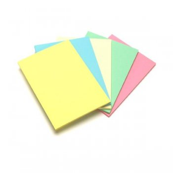 A4 Pastel 210 gsm Card - Pack of 200 Sheets