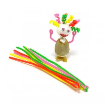 Easter pipe cleaners for Easter crafts pipe cleaners