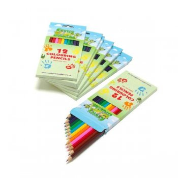 Colouring Pencil Classpack (12x12)