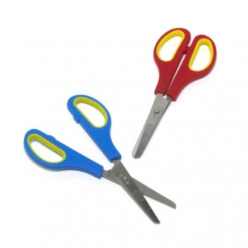 Soft Grip Right Hand Scissors