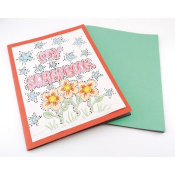Scrapbook - Assorted Colour