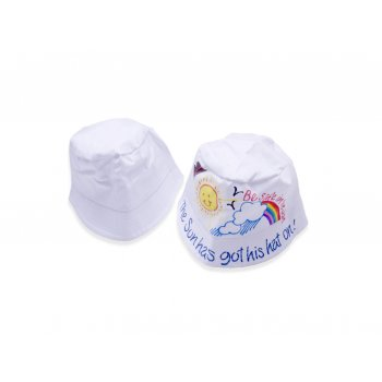 Children's Cotton Bucket Hat 54cm