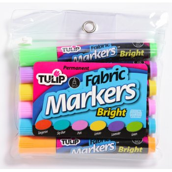Fabric Marker Set - Primary