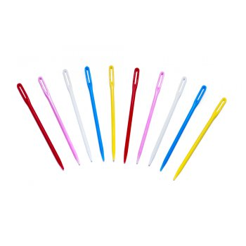 Plastic Needles (pack Of 10)