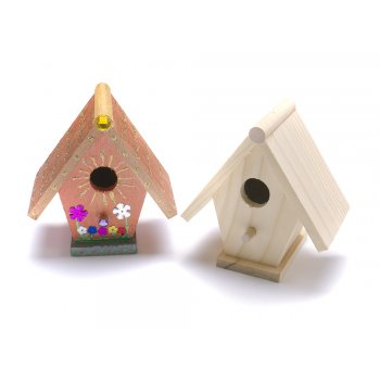 Wooden Bird Box