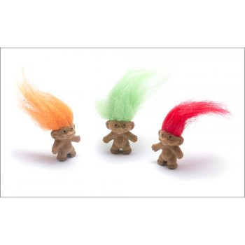 Troll Pencil Topper