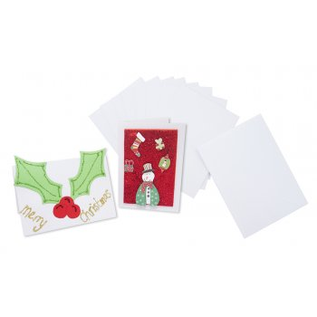White Cards and Envelopes - 10 Pack