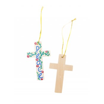 Small Wooden Cross