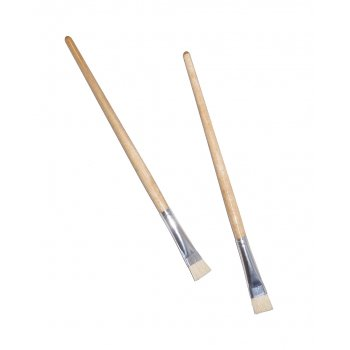 Long Handled Brush For Decopatch - 5 Pack