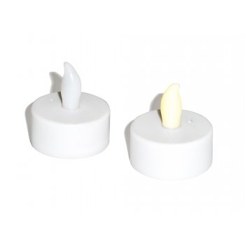 LED Tealights - Pack of 4