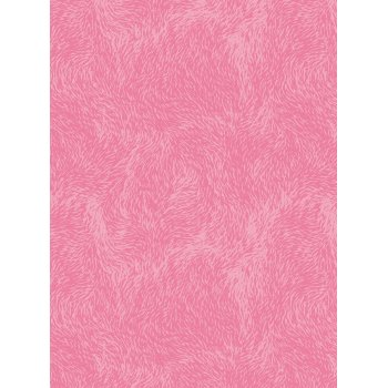 Decopatch Paper 667 - Half Sheet -  Fuzzy Furs Pink Swirls