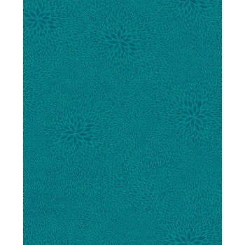 Decopatch Paper 651 - Half Sheet - Turquoise Distressed Pattern