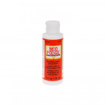 Mod Podge Gloss Finish Glue And Varnish - 4oz