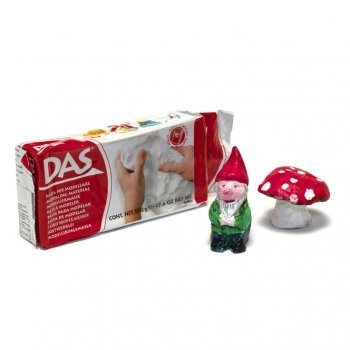 DAS Air Hardening Clay - White 1kg