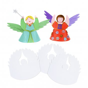 Design Your Own Angel or Fairy - 10 Pack