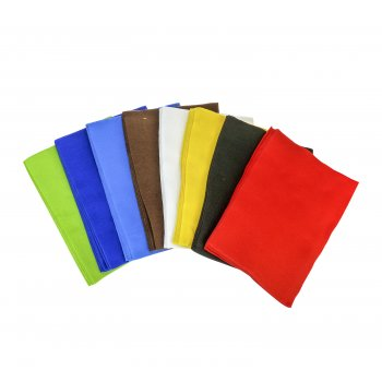 Large Felt Sheet Pack - 48 Pack