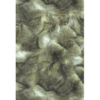 Decopatch Paper 674 - Half Sheet - Reindeer Fur