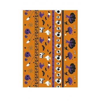 Decopatch Paper 679 - Half Sheet - Halloween