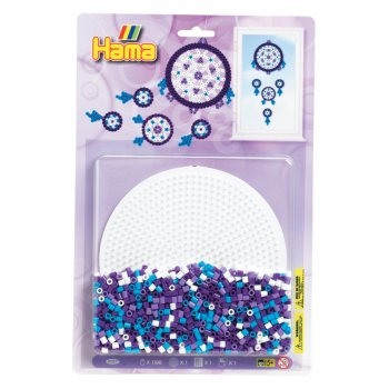 Large Midi Hama Bead Starter Pack - Circle