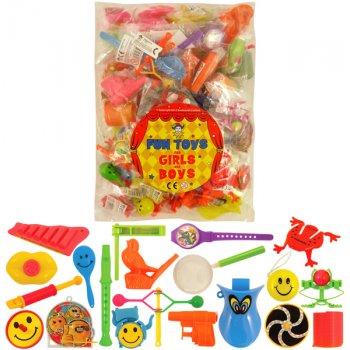 Assorted Toy Goody Bag - 100 Pack