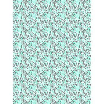Decopatch Paper 688 - Half Sheet - Sky Blue and Grey Effect