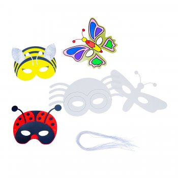 Insect Masks - 16 Pack