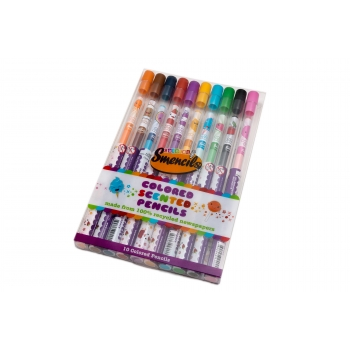 Smencils Coloured Pencils Scented Pencils Pack
