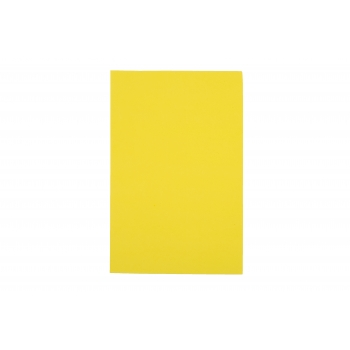 A4 2mm Yellow EVA Foam(pack Of 10)