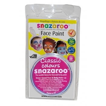 Snazaroo Face & Body Paint - Pink - 18ml