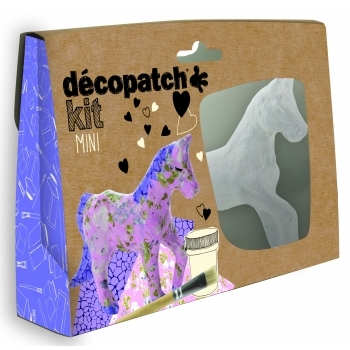 Decopatch Horse Mini Kit