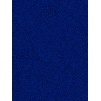 Decopatch Paper - Half Sheet - Navy Blue Burst