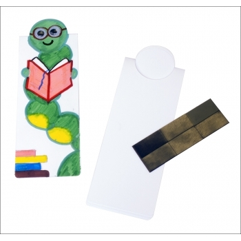 Magnetic Bookmark Card Blanks