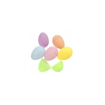 Fillable Plastic Easter Eggs 4.5 X 3cm(Pack Of 24)