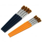 Major Brushes Size 12 Nylon Paint Brush